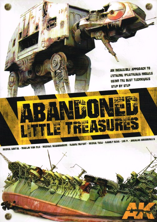 Image for ABANDONED LITTLE TREASURES