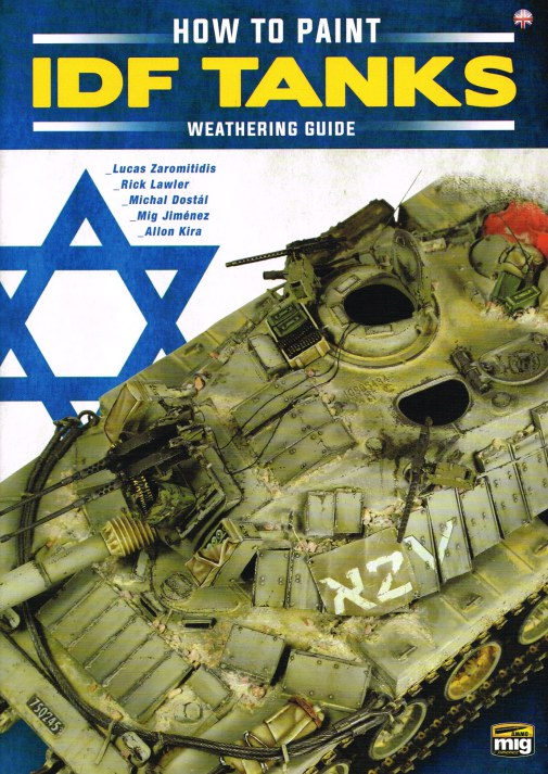 Image for HOW TO PAINT IDF TANKS : WEATHERING GUIDE