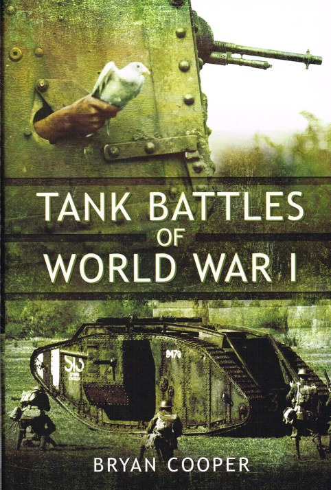 Image for TANK BATTLES OF WORLD WAR I