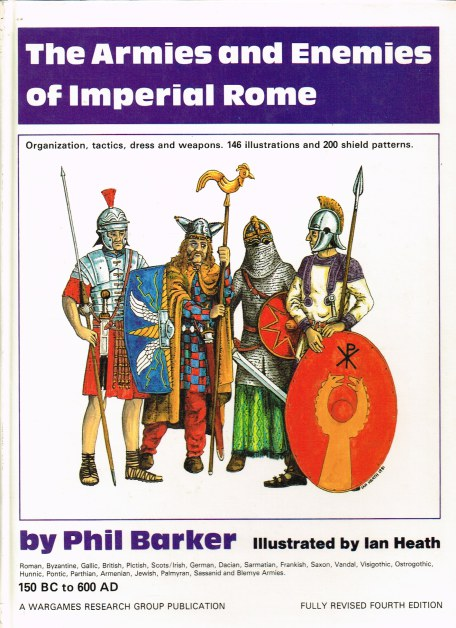 Image for ARMIES AND ENEMIES OF IMPERIAL ROME (FOURTH EDITION)