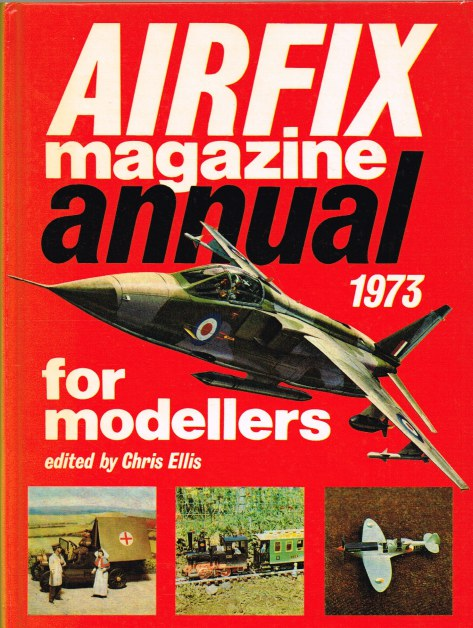 Image for AIRFIX MAGAZINE ANNUAL 1973