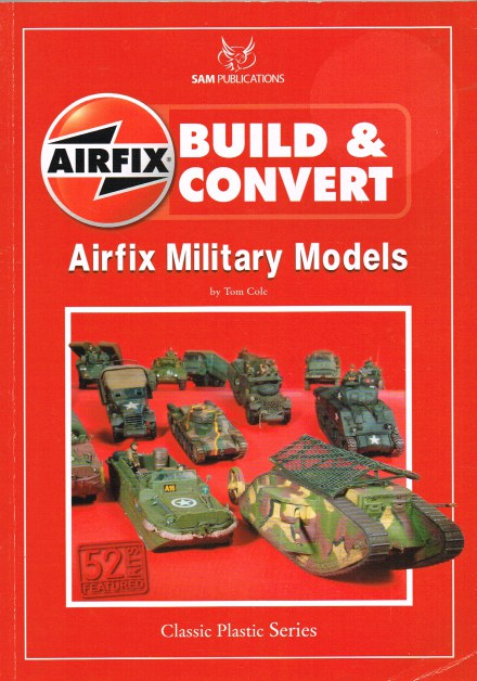 Image for BUILD AND CONVERT AIRFIX MILITARY MODELS