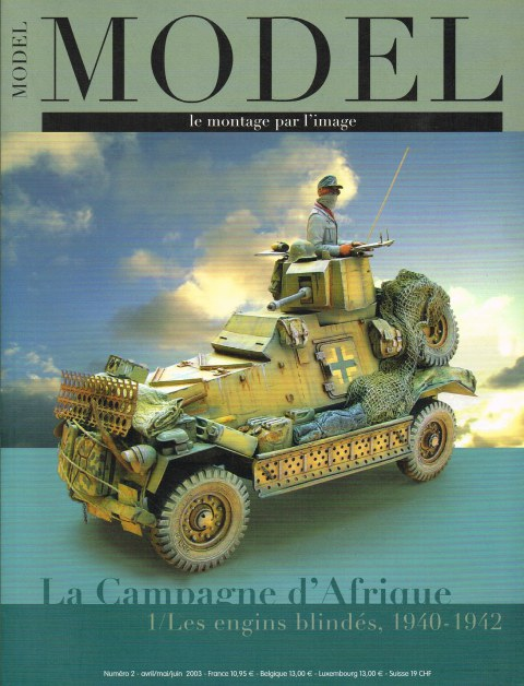 Image for MODEL NUMERO 2 (FRENCH TEXT)