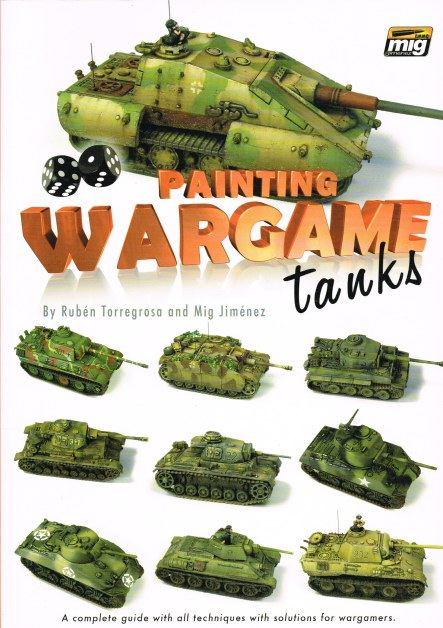 Image for PAINTING WARGAME TANKS
