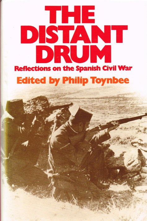Image for THE DISTANT DRUM : REFLECTIONS ON THE SPANISH CIVIL WAR