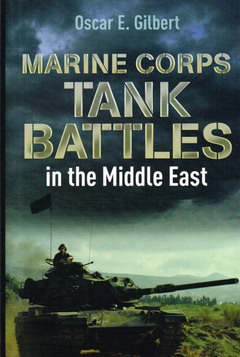 Image for MARINE CORPS TANK BATTLES IN THE MIDDLE EAST