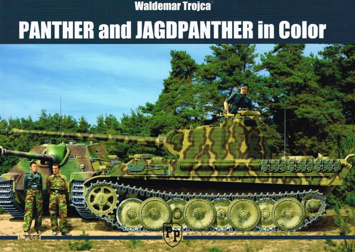 Image for PANTHER AND JAGDPANTHER IN COLOR