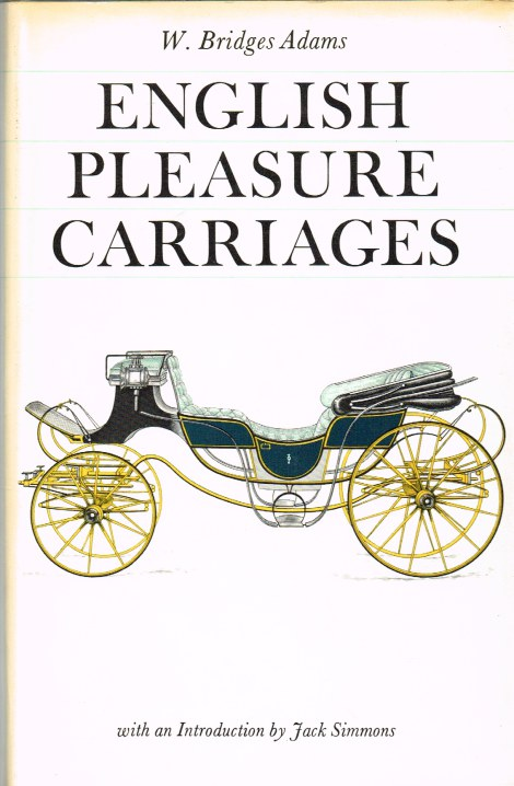 Image for ENGLISH PLEASURE CARRIAGES