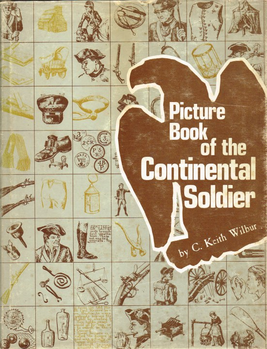 Image for PICTURE BOOK OF THE CONTINENTAL SOLDIER