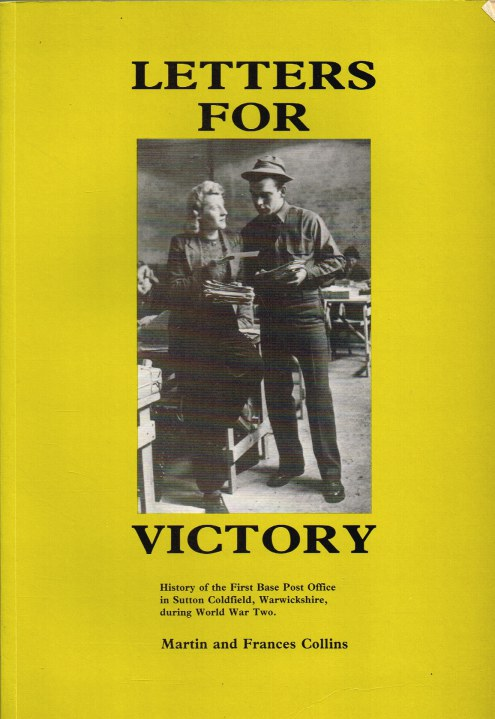 Image for LETTERS FOR VICTORY (SIGNED COPY)