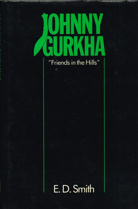 Image for JOHNNY GURKHA 'FRIENDS IN THE HILLS'