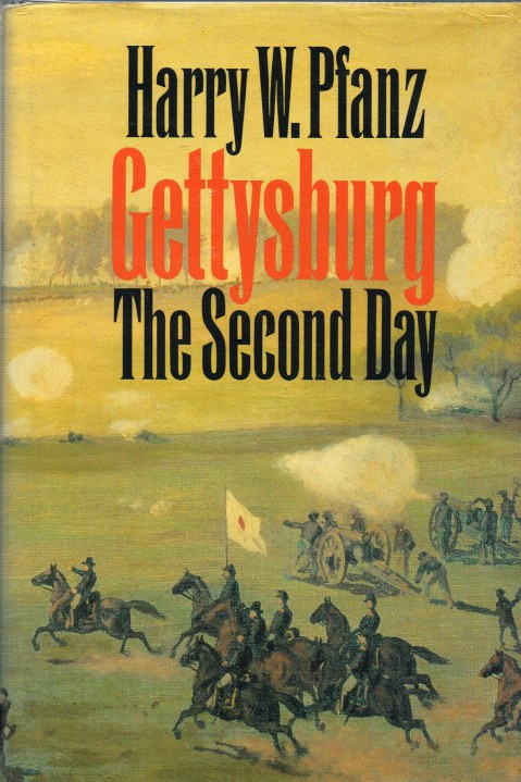 Image for GETTYSBURG - THE SECOND DAY