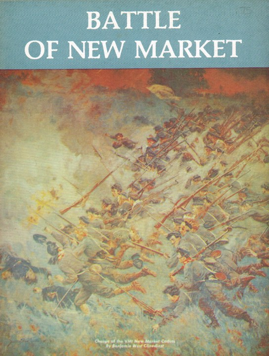Image for BATTLE OF NEW MARKET