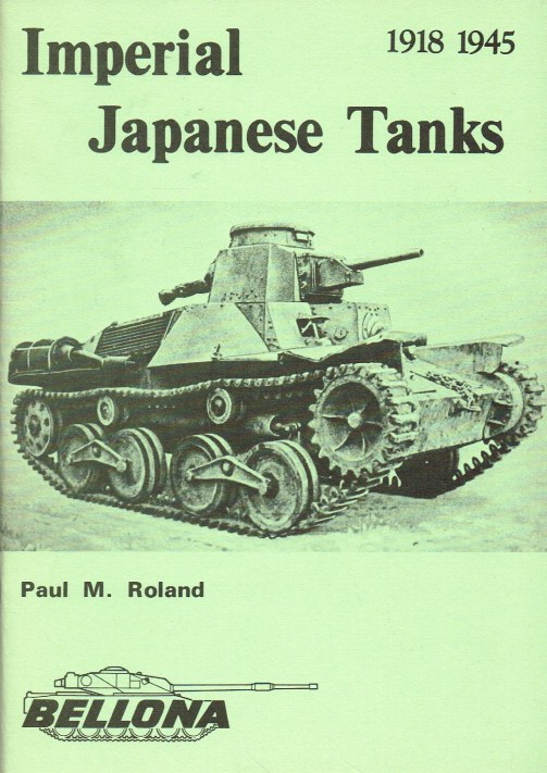 Image for IMPERIAL JAPANESE TANKS 1918-1945