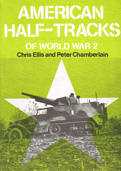 Image for AMERICAN HALF-TRACKS OF WORLD WAR 2
