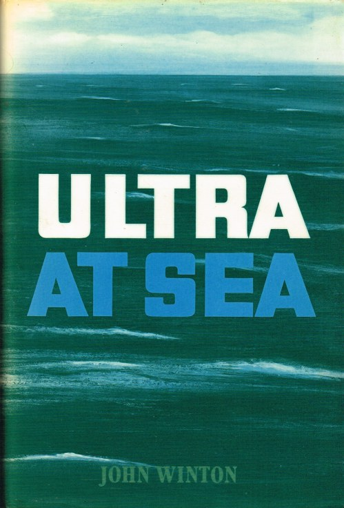 Image for ULTRA AT SEA