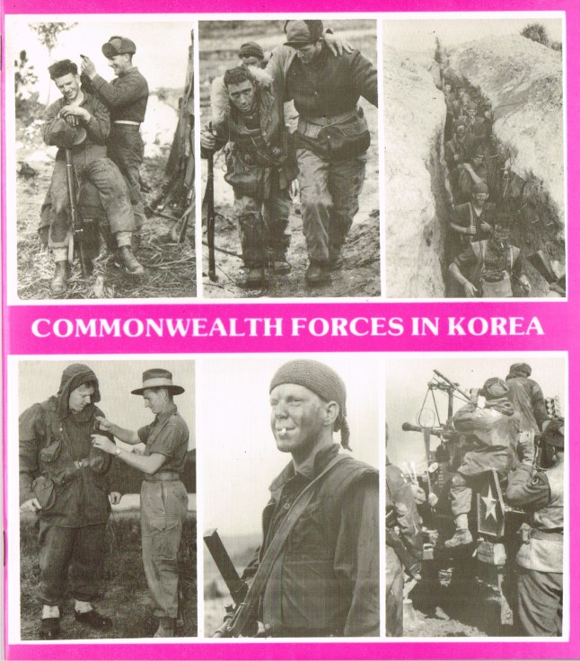 Image for COMMONWEALTH FORCES IN KOREA