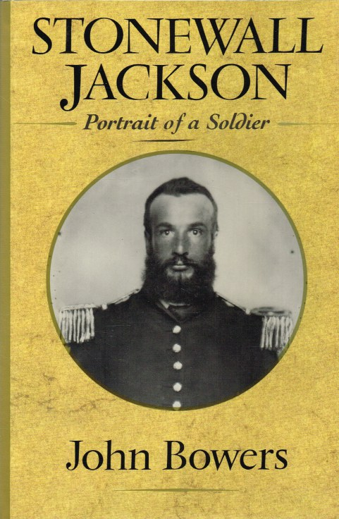 Image for STONEWALL JACKSON : PORTRAIT OF A SOLDIER