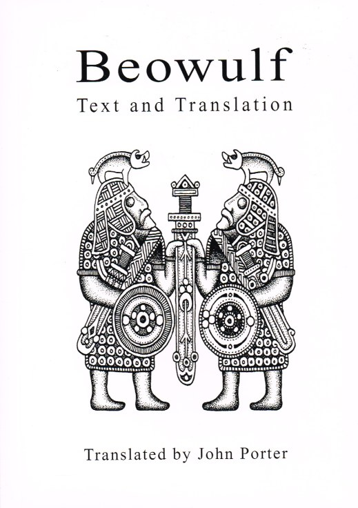 Image for BEOWULF : TEXT AND TRANSLATION