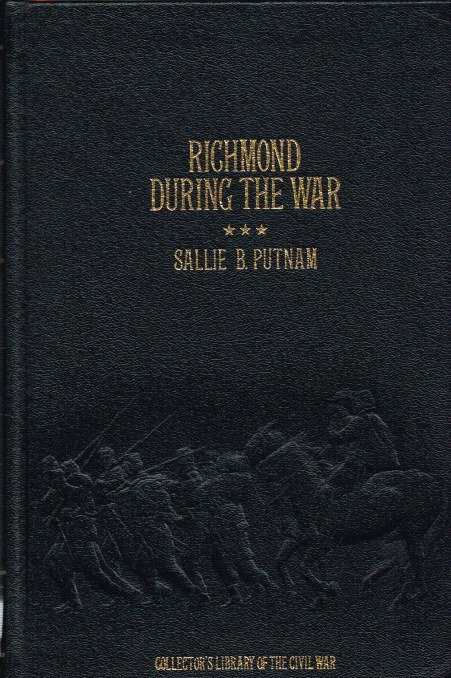 Image for RICHMOND DURING THE WAR; FOUR YEARS OF PERSONAL OBSERVATION
