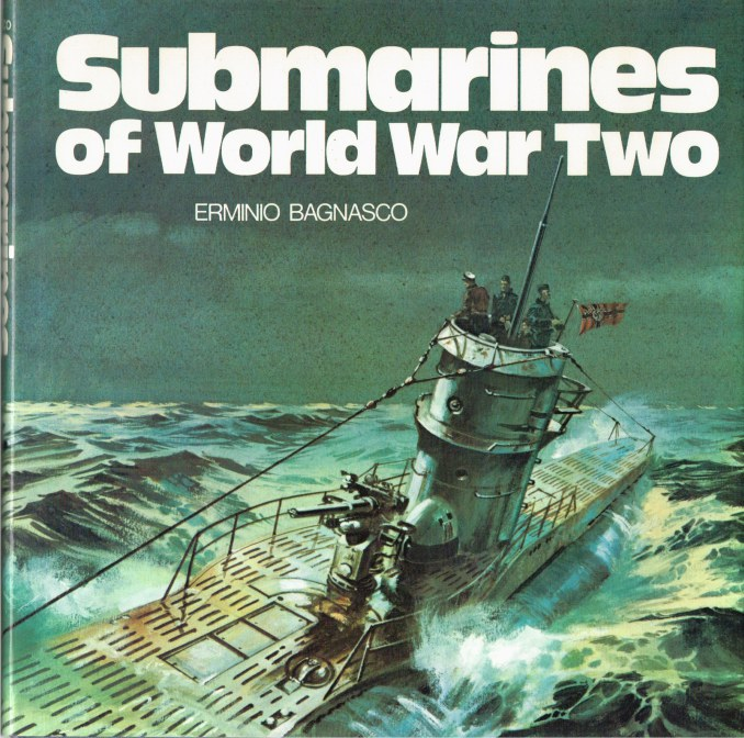 Image for SUBMARINES OF WORLD WAR TWO