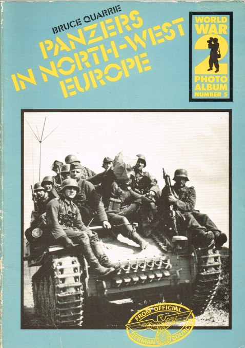 Image for PANZERS IN NORTH-WEST EUROPE