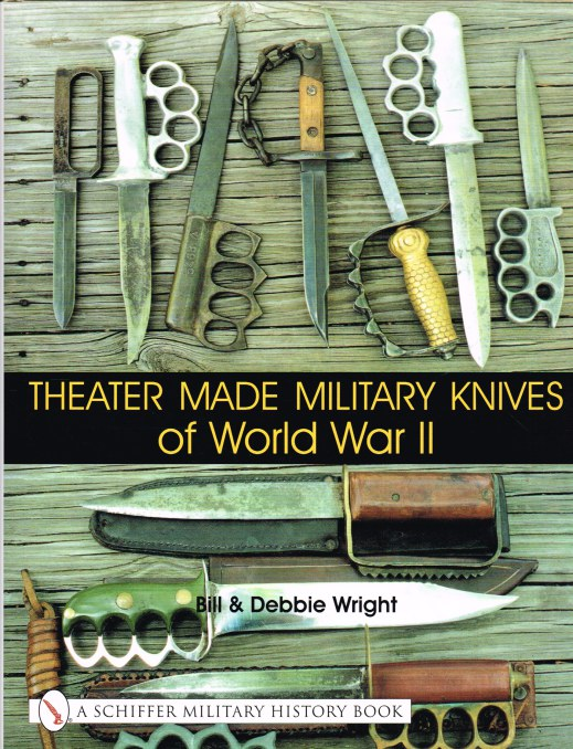 Image for THEATER MADE MILITARY KNIVES OF WORLD WAR II