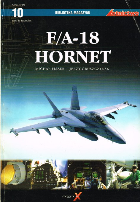 Image for F/A-18 HORNET (POLISH TEXT)