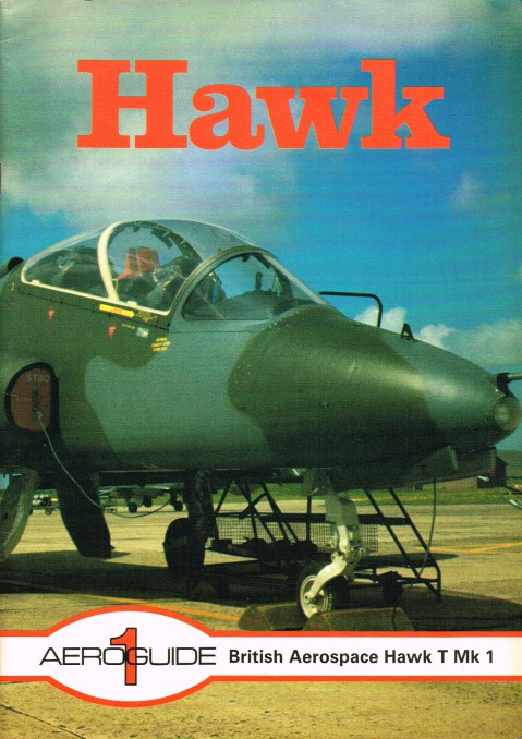 Image for AEROGUIDE 1: BRITISH AEROSPACE HAWK T MK 1