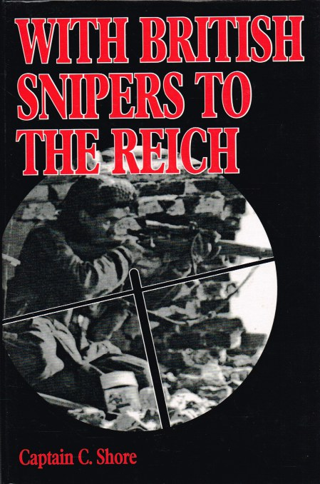 Image for WITH BRITISH SNIPERS TO THE REICH