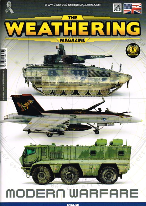 Image for THE WEATHERING MAGAZINE ISSUE 26: MODERN WARFARE