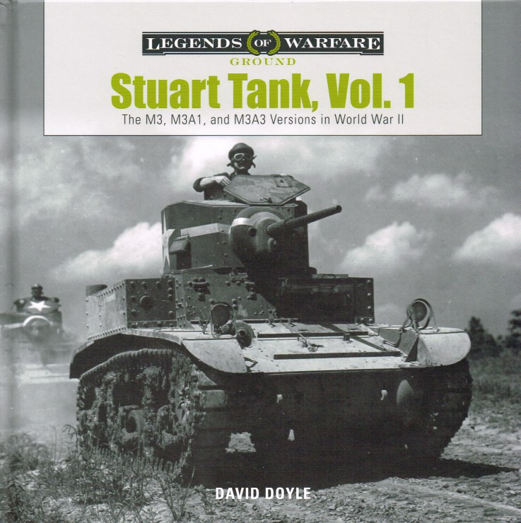 Image for STUART TANK, VOL.1 : THE M3, M3A1, AND M3A3 VERSIONS IN WORLD WAR II