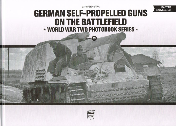 Image for GERMAN SELF-PROPELLED GUNS ON THE BATTLEFIELD