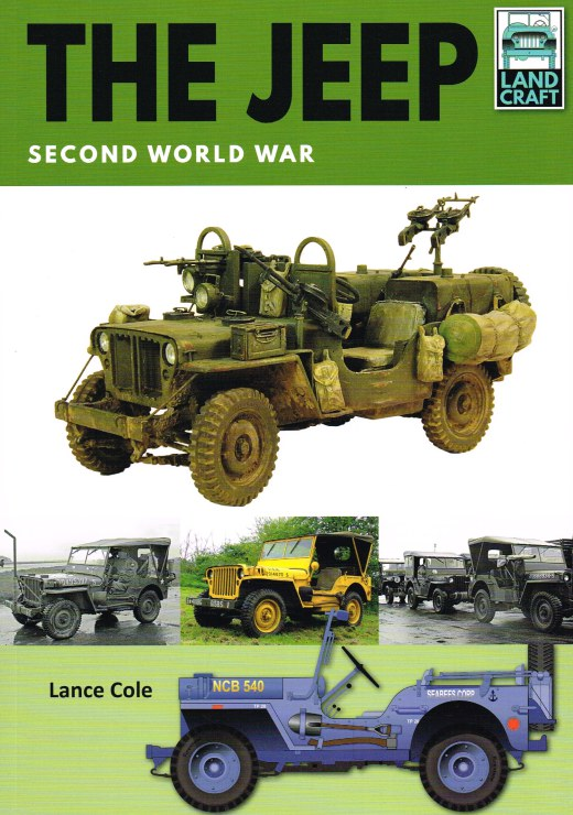 Image for LANDCRAFT 1: THE JEEP - SECOND WORLD WAR