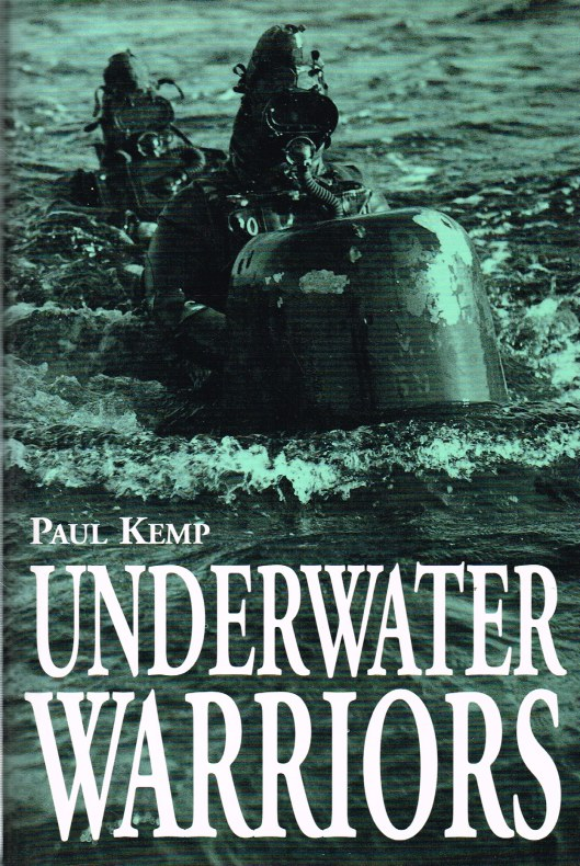 Image for UNDERWATER WARRIORS