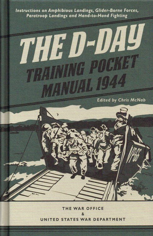 Image for THE D-DAY TRAINING POCKET MANUAL 1944