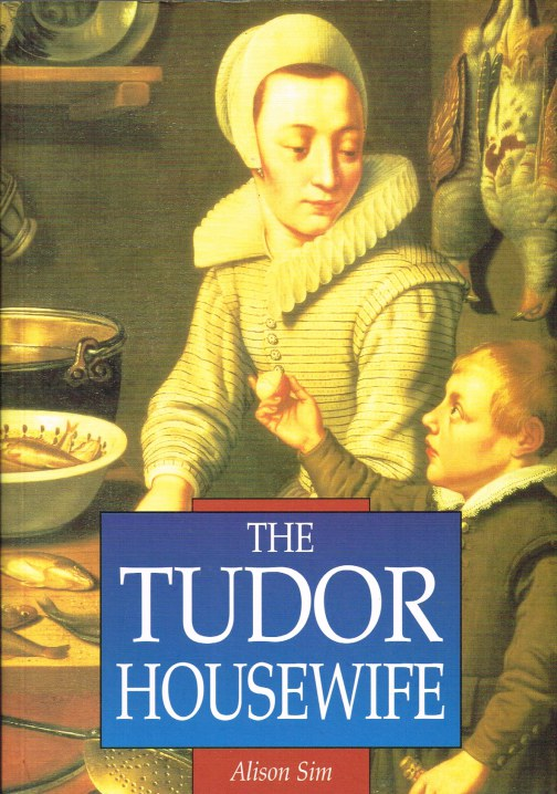 Image for THE TUDOR HOUSEWIFE