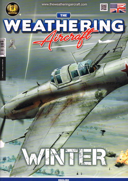 Image for THE WEATHERING AIRCRAFT ISSUE 12 : WINTER