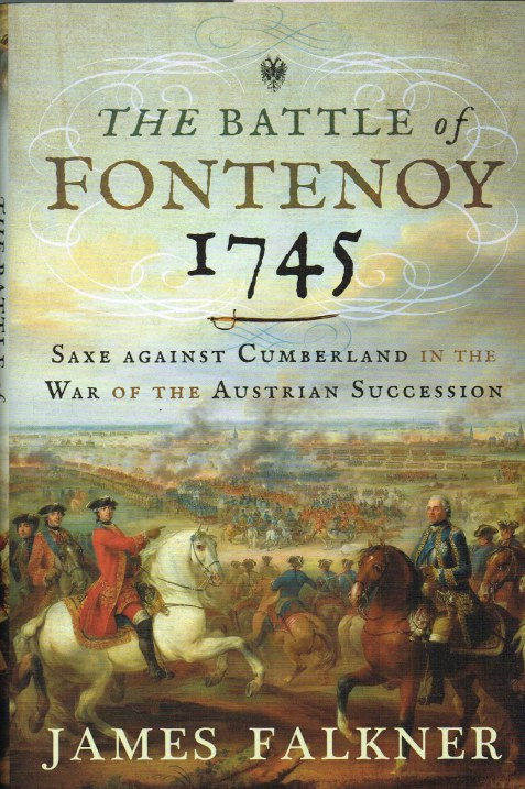 Image for THE BATTLE OF FONTENOY 1745