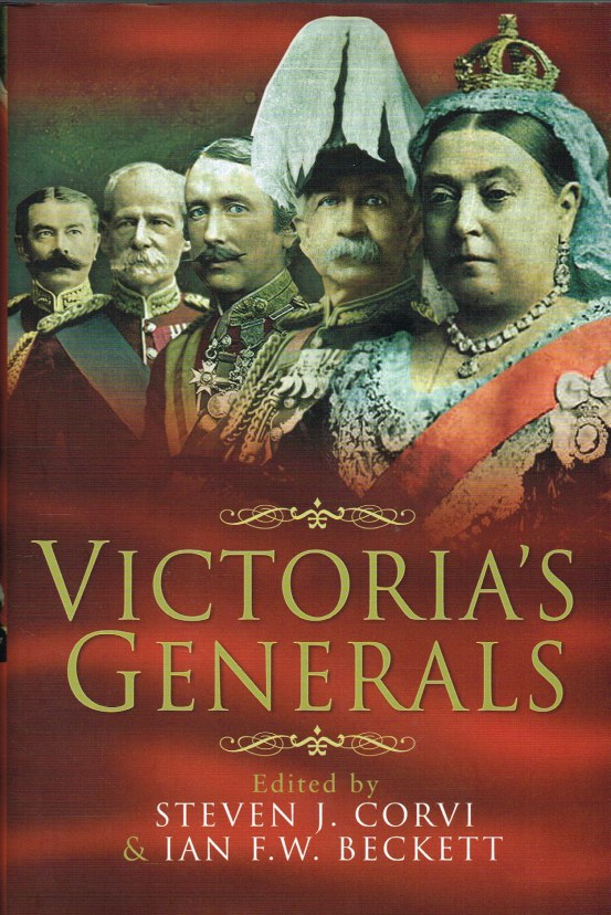 Image for VICTORIA'S GENERALS