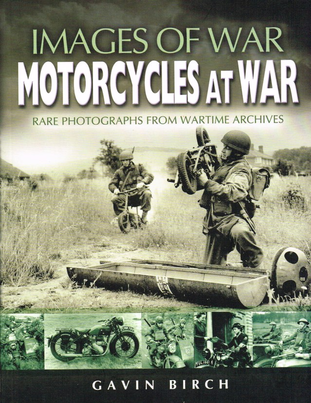 Image for IMAGES OF WAR: MOTORCYCLES AT WAR