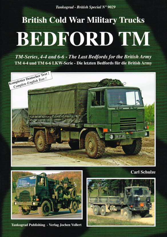 Image for BRITISH COLD WAR MILITARY TRUCKS : BEDFORD TM