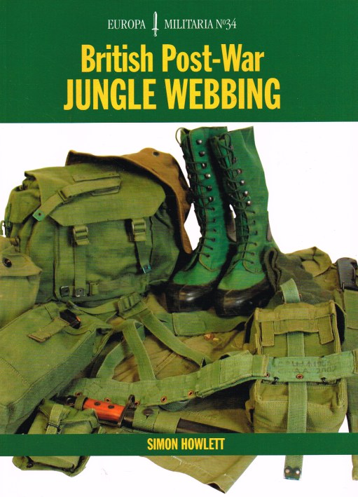 Image for BRITISH POST-WAR JUNGLE WEBBING