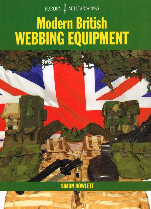 Image for MODERN BRITISH WEBBING EQUIPMENT