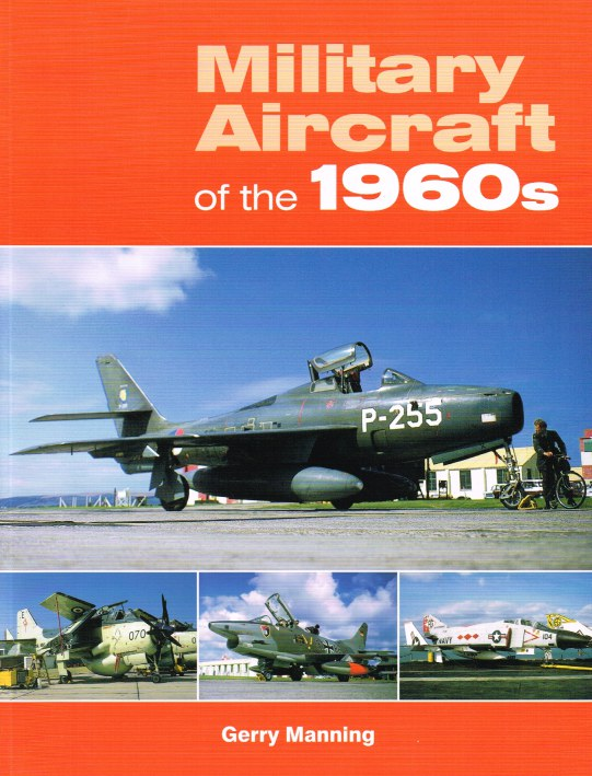 Image for MILITARY AIRCRAFT OF THE 1960S