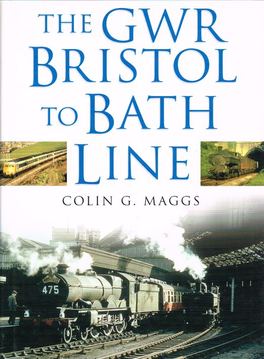 Image for THE GWR BRISTOL TO BATH LINE