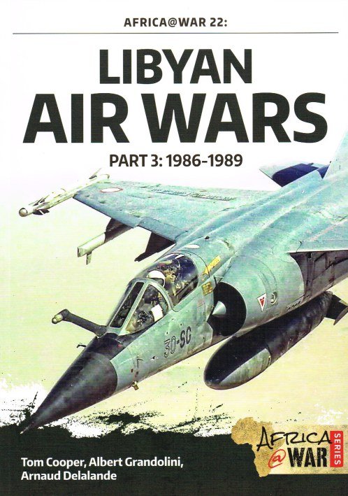 Image for LIBYAN AIR WARS PART 3: 1986-1989