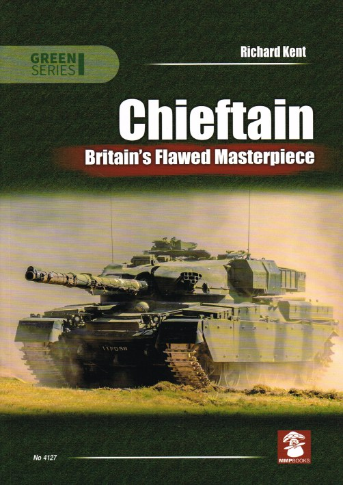 Image for CHIEFTAIN : BRITAIN'S FLAWED MASTERPIECE