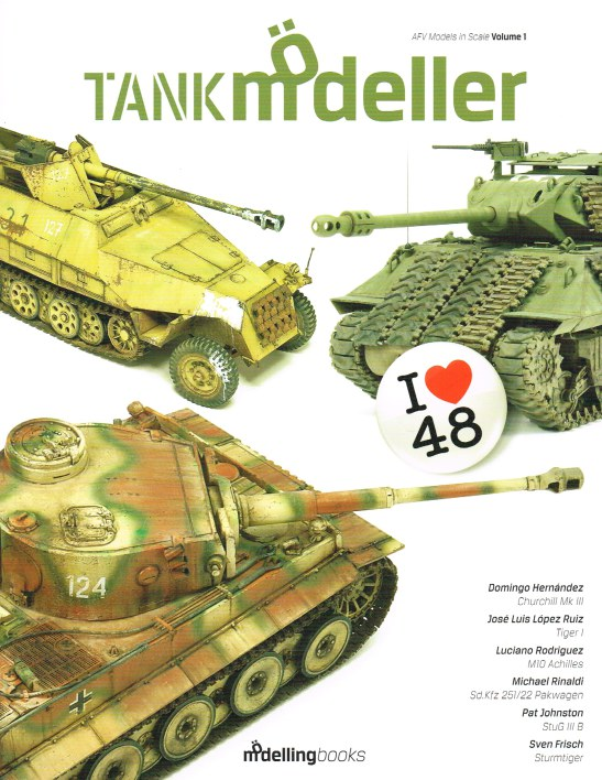 Image for TANKMODELLER VOL.1: I LOVE 48