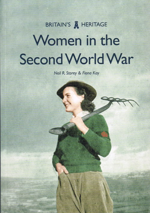 Image for WOMEN IN THE SECOND WORLD WAR